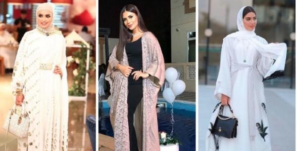 aac34a2cb صور: تصاميم عبايات تألقت بها مدونات الموضة العربيات | دنيا الوطن