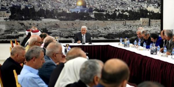 الرئيس عباس: ينوى اتخذا إجراءات وطنية وقانونية للحفاظ على المشروع الوطني