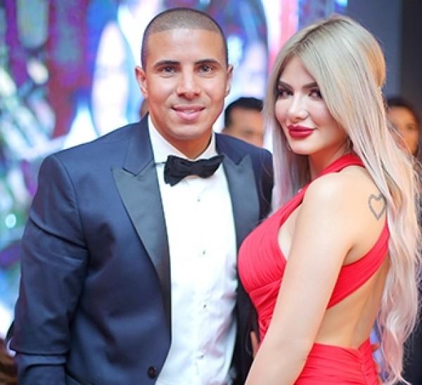 صور: شاهد جمال زوجة محمد زيدان الأوروبية