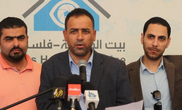 """فيديو: """"حُطْ حَالَك مَكانِي"""".. حملة بغزة لدمج الأشخاص ذوي الإعاقة بالمجتمع"""