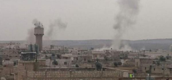 مقتل 24 مدنيا وإصابة 15 آخرين بسقوط قذيفة بريف دمشق