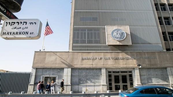 إسرائيل تعفي السفارة الأمريكية في القدس من التراخيص