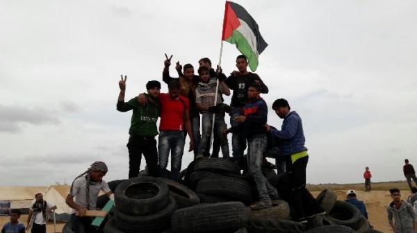 """إرشادات يجب معرفتها قبل إشعال """"الكوشوك"""" على حدود غزة"""
