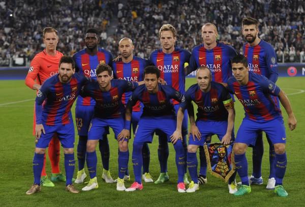 برشلونة جاهز لتخطي دئاب روما