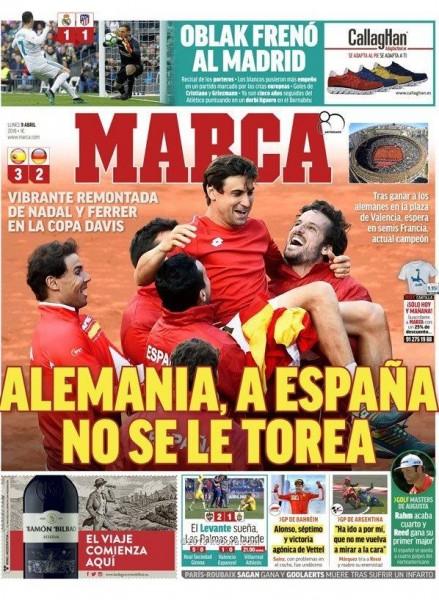 الصحف الإسبانية تُحضر لاحتفال برشلونة بلقب الدوري