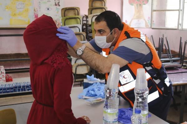 مجلس تجمع قرى شرق يطا ينفذ يوم طبي مجاني