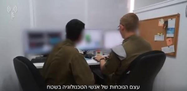الجيش الإسرائيلي يكشف آلية تكنولوجية للبحث عن أنفاق غزة