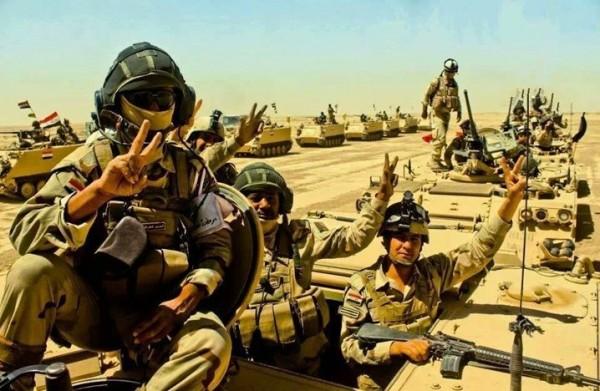 العراق يُطارد عناصر تنظيم الدولة على حدوده مع ثلاث دول