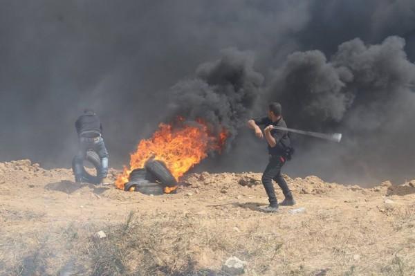 صالح ناصر يدعو لإجراءات عملية لدعم مسيرات العودة
