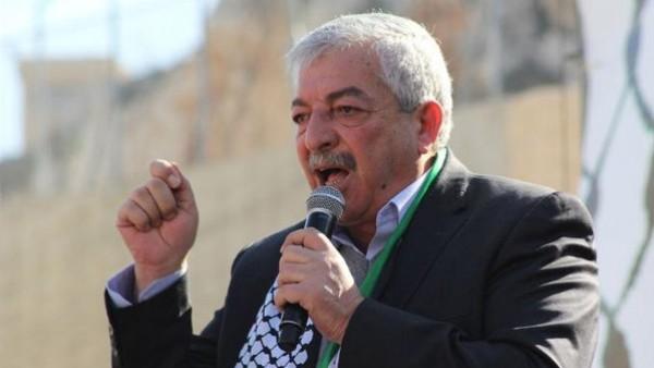 العالول: لا لقاءات مع قيادة حماس بمصر