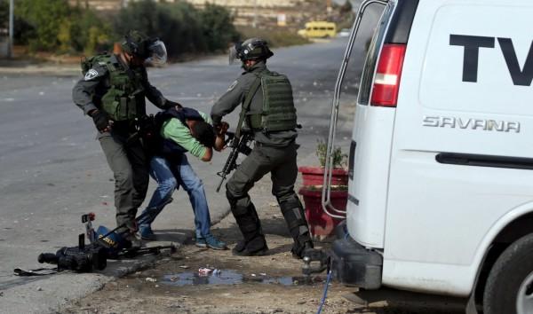 وزارة الإعلام: 19 صحفياً في سجون الاحتلال