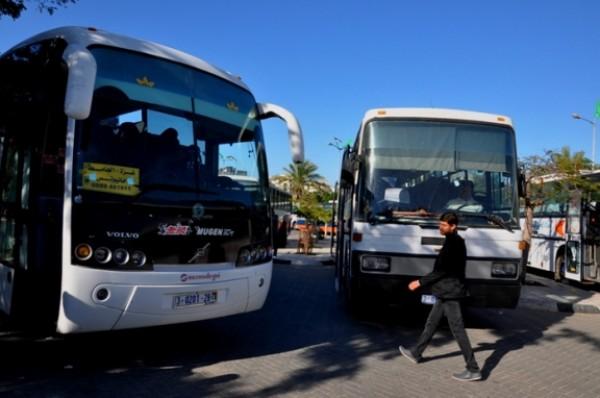 بالأسماء: الاحتلال يفرض عقوبات على شركات النقل بغزة