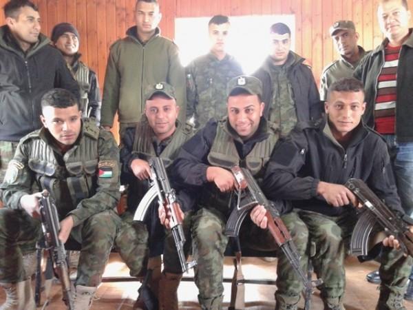 مفوضية رام الله والبيرة والعلاقات العامة تنظمان محاضرة لمنتسبي قوات الأمن الوطني