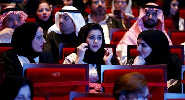 بعد غِياب 35 عاماً.. السينما تَعود للسعودية