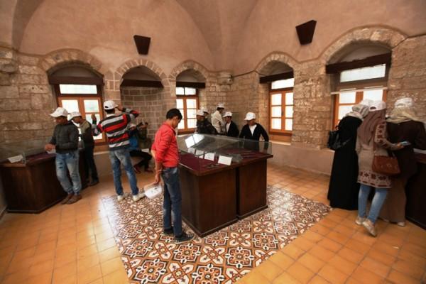 المجلس العلمي يُنظم رحلة تثقيفية لمتحف قصر الباشا والمسجد العُمري