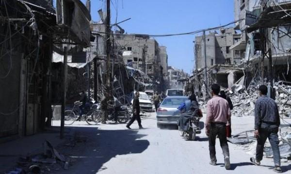 إطلاق النار على مفتشين أمميين في دوما السورية