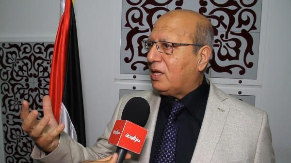 الخضري: حوالي 80% من سكان قطاع غزة يعيشون تحت خطر الفقر