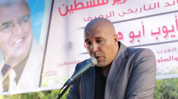 ثوابتة: الشراكة السياسية ضرورة لانعقاد المجلس الوطني الفلسطيني