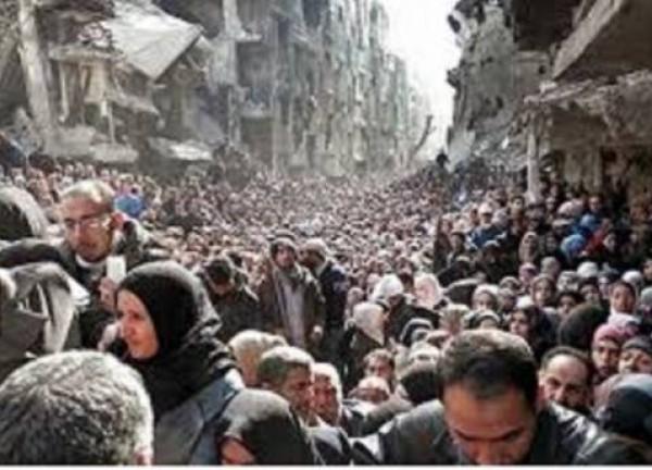 (أونروا) تَشعر بالقلق حِيال تدهور الأوضاع في مخيم اليرموك