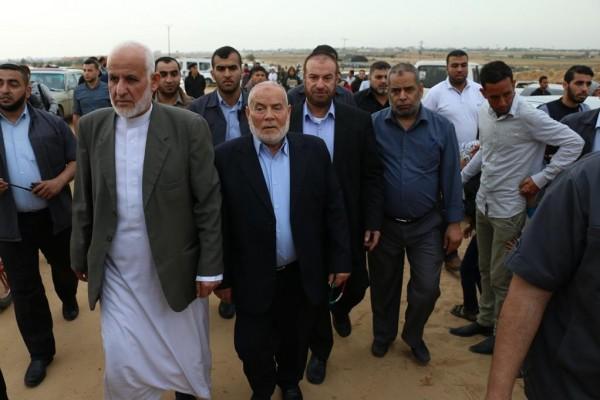 د. بحر: مسيرات العودة اربكت حسابات الاحتلال وجرائمه مستمرة بدعم امريكي