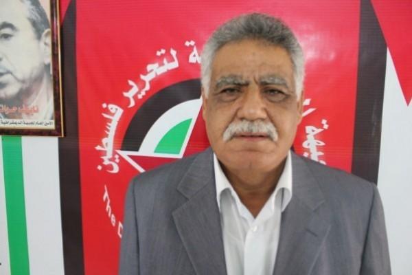 صالح ناصر: سنواصل مسيرات العودة للدفاع عن الحقوق الوطنية
