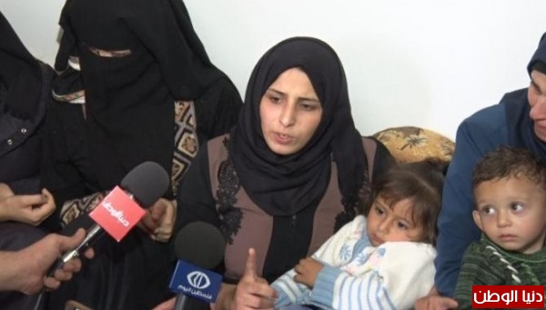 زوجة الشهيد أبو طه: قبل استشهاده حلمت به وحذرته من الذهاب للحدود
