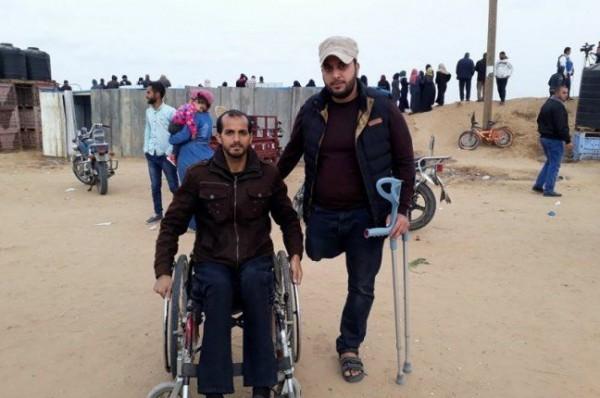 أطباء بلا حدود: 500 متظاهر أصيبوا في أطرافهم وأصبحوا معاقين