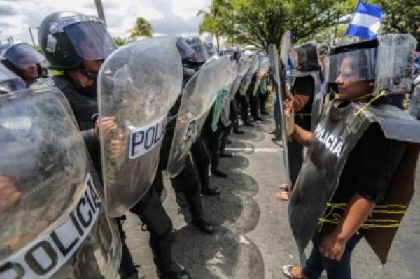 رصاصة تقتل صحفيا على الهواء مباشرة بنيكاراغوا