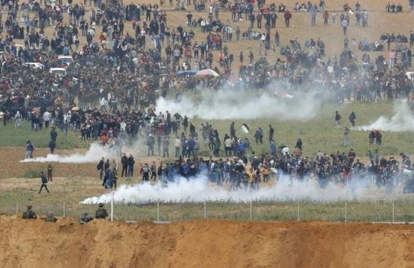 الصحة: إصابة أربعة مواطنين برصاص الاحتلال شرقي القطاع