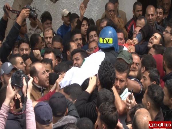 فيديو: عين الحقيقة الفلسطينية في مرمى قناصة الاحتلال الإسرائيلي