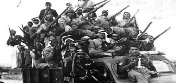 """عام 1948.. قبول العرب لشروط الهدنة التي وضعتها """"العصابات الصهيونية"""""""