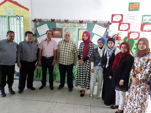 شبايطة: مدرسة الظاهريّة باقية حتى العودة إلى فلسطين