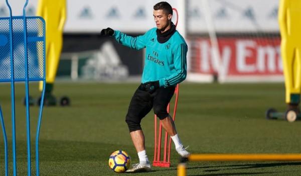 عودة رونالدو وكارفاخال الى تدريبات ريال مدريد