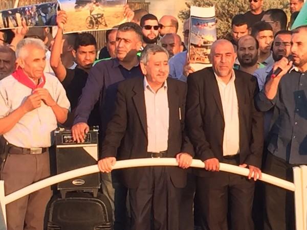 أبو عرار: على الجميع أن يقف مع غزة من موقعه وبقدرته