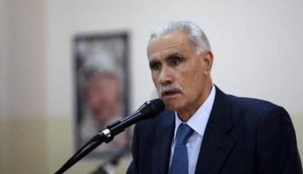 اللواء جبر: نُطالب حماس بالعودة للشرعية الفلسطينية وإنهاء الانقسام