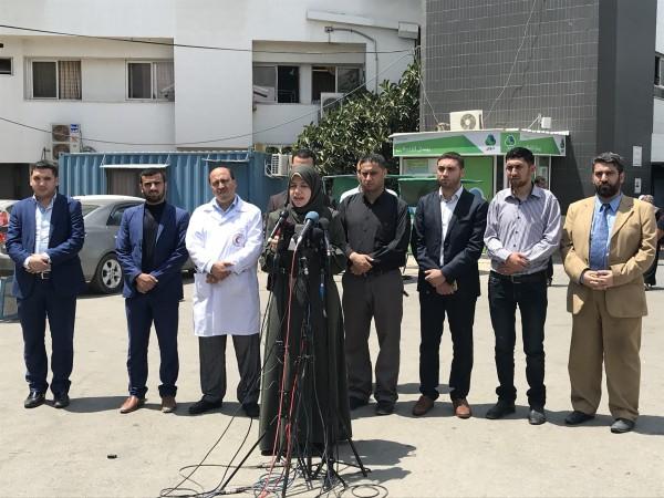 فيديو: مؤسسات حقوقية تُطالب بتشكيل لجنة تحقيق بالجرائم الإسرائيلية في غزة