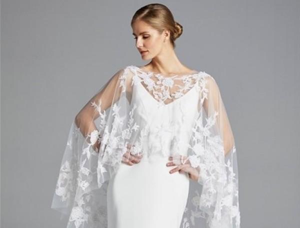 صور: عروس ناعمة وساحرة مع فساتين زفاف آن بارج لربيع 2019