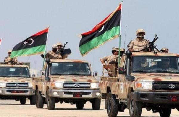 تقدم واسع للجيش الليبي في درنة.. وأسر مسلحين أجانب