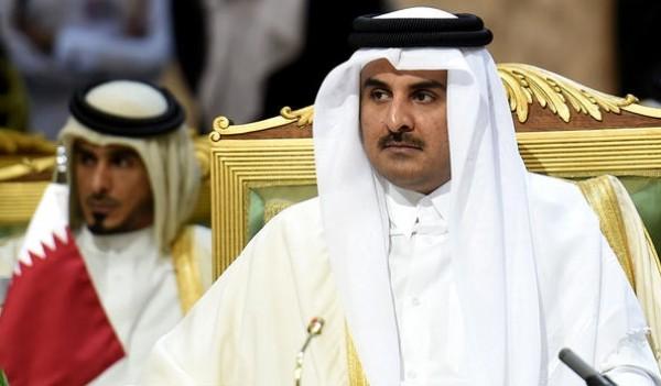 أمير قطر يترأس وفد بلاده إلى القمة الإسلامية الاستثنائية