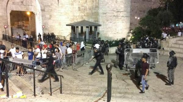 إصابات بمواجهات مع الاحتلال في القدس