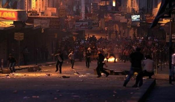 فيديو: إصابات في مواجهات بين الشبان وقوات الاحتلال في جنين