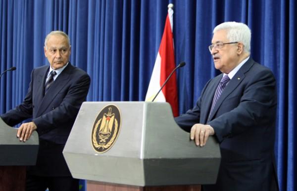 أبو الغيط يطمئن على صحة الرئيس عباس