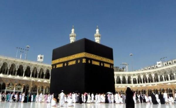 ظل الكعبة يختفي في 12 رمضان