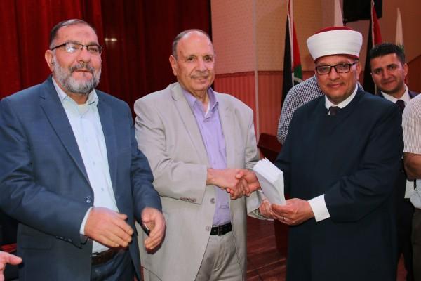 مكرمة رئاسية للايتام في محافظتي القدس والخليل