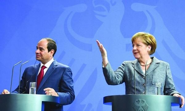 ألمانيا مستعدة لدعم مصر لتأمين الحدود الغربية والجنوبية