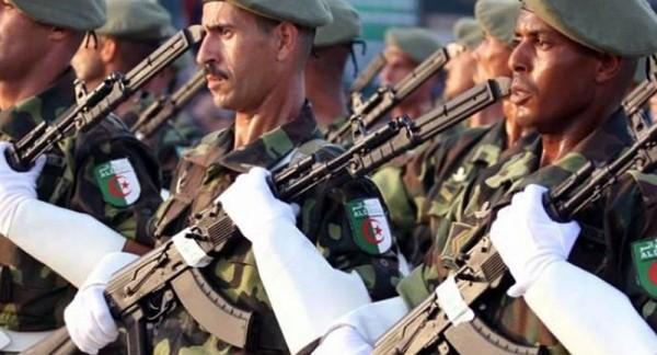 """الجيش الجزائري يعلن استسلام """"مسلح خطير"""""""