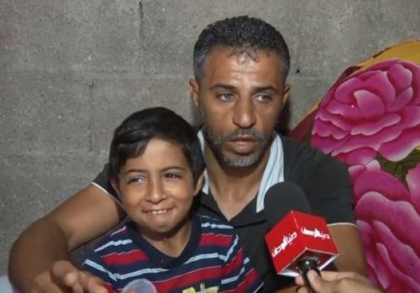 مناشدة للرئيس عباس لإجراء عملية جراحية لطفل مريض بالسرطان