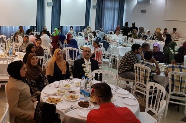 التّجمّع الفلسطيني في ألمانيا ينظّم حفل الإفطار السّنوي للجمعيّة العموميّة ببرلين