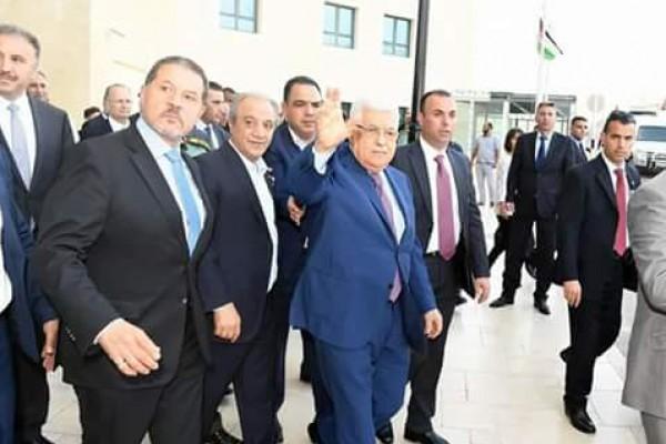 التجمع الفلسطيني للوطن والشتات يهنئ بسلامة الرئيس محمود عباس