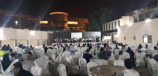 السفارة الفلسطينية بالسعودية تنظم حفلاً بمناسبة سلامة الرئيس عباس